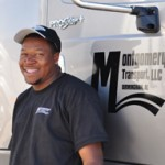 "Some companies tell you one thing and do another, but they didn't do that at Montgomery Transport. My lanes are great and my miles are great."" – Kennedy Williams"