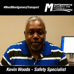 Kevin Woods - Safety Specialist