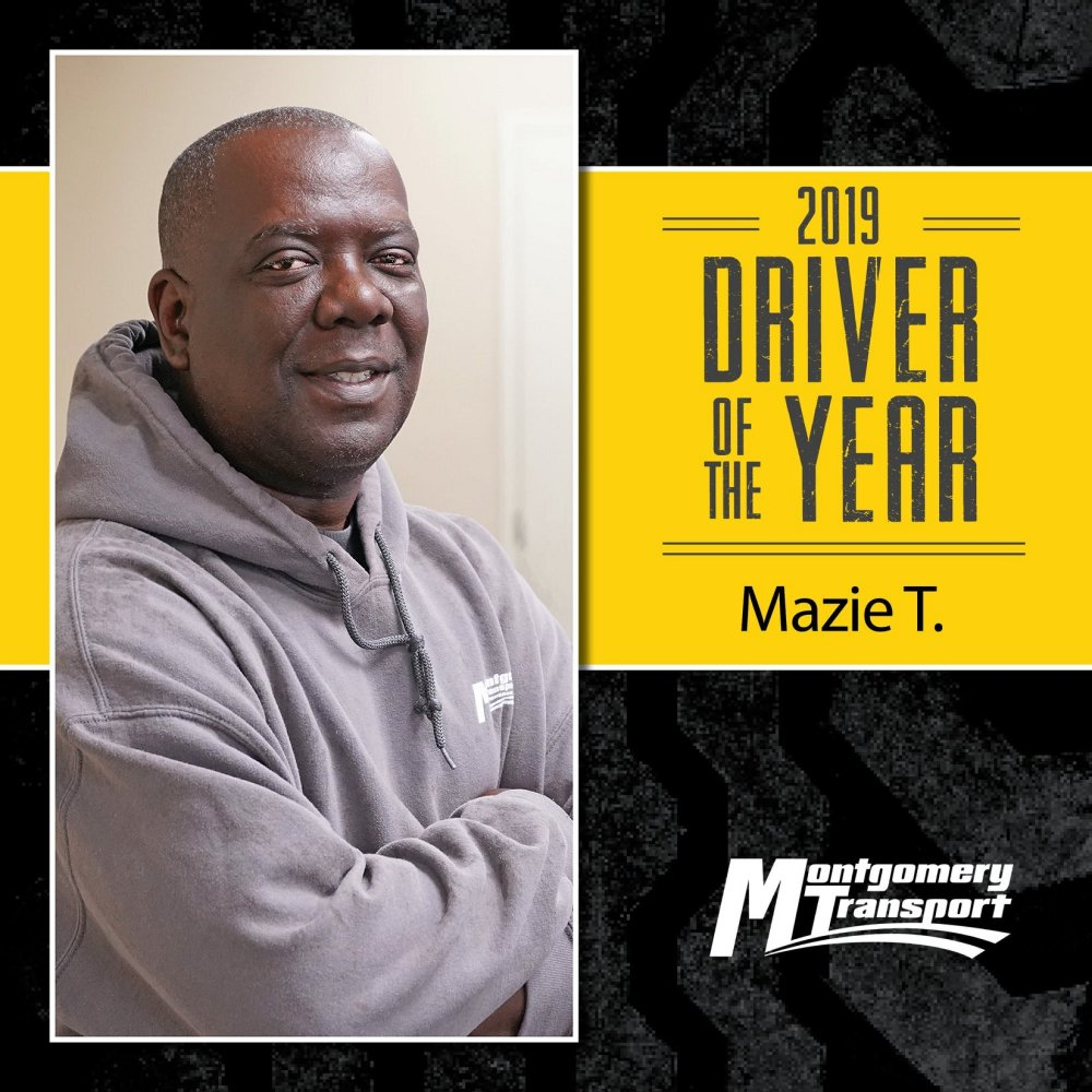 2019 Driver of the Year: Mazie T.