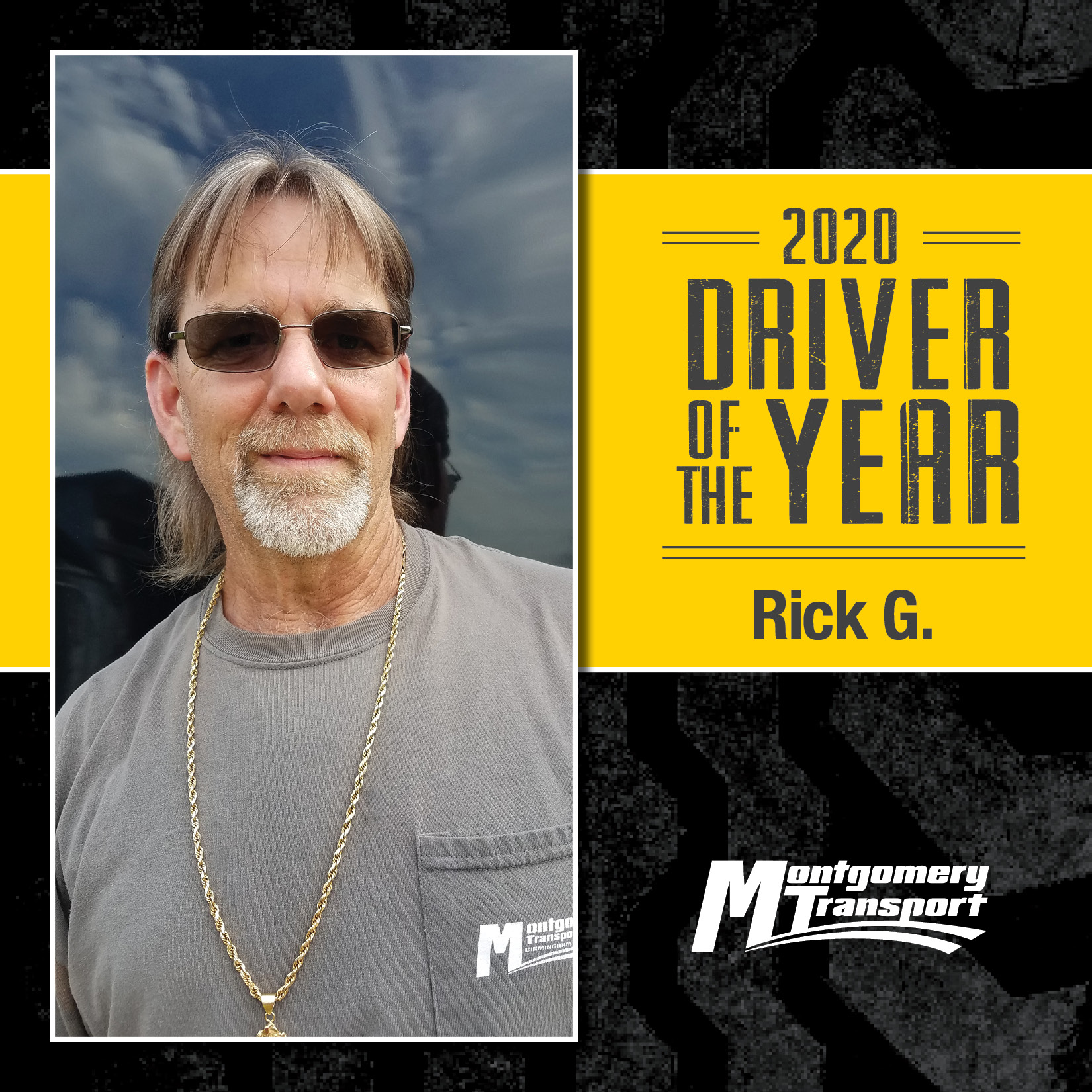 Driver of the Year: Rick G.